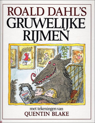 Roald Dahl's gruwelijke rijmen