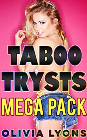 Taboo Trysts Mega Pack Box Set: A Collection of Eight Forbidden Love Stories