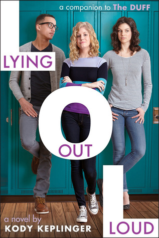 Lying Out Loud (Hamilton High, #4)