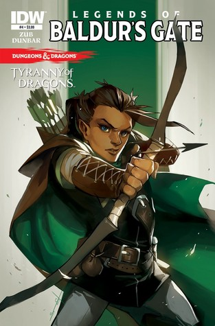 Dungeons & Dragons: Legends of Baldur's Gate #4