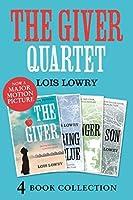 The Giver Quartet: The Giver, Gathering Blue, Messenger, Son