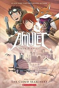The Cloud Searchers (Amulet, #3)