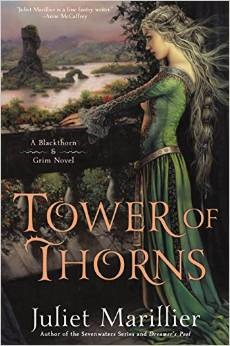 Cover Tower of Thorns (Blackthorn & Grim, #2) - Juliet Marillier