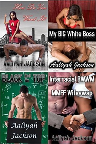 African American Erotic Drama Bundle: Four Titles In One!