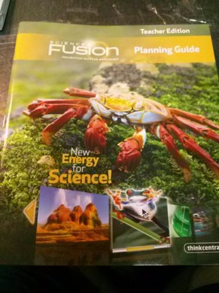 fusion science grade teacher planning edition guide books editions
