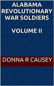 Alabama Revolutionary War Soldiers, Volume II