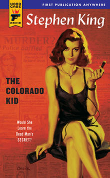 Stephen King - The Colorado Kid