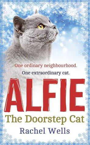 Alfie the Doorstep Cat by Rachel  Wells
