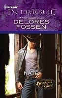 Nate (The Lawmen of Silver Creek Ranch #3)