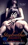 Stepbrother Secrets (The Monroe Family Secrets Book 1)