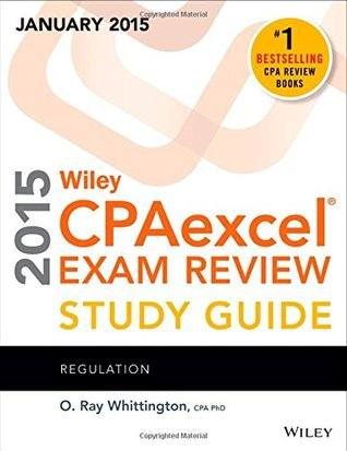 Wiley CPAexcel Exam Review 2015 Study Guide (January)  Regulation