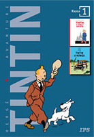 Tintin avanture, knjiga 1: Tintin u zemlji Sovjeta / Tintin u Kongu