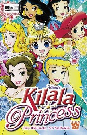 Kilala Princess Vol 05 By Rika Tanaka