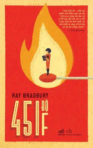 451 độ F by Ray Bradbury