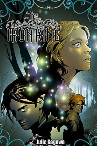Julie Kagawa's: The Iron King the graphic novel