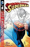Superman by Geoff Johns and John Romita Jr. Director's Cut #1