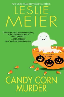Candy Corn Murder (A Lucy Stone Mystery, #22)