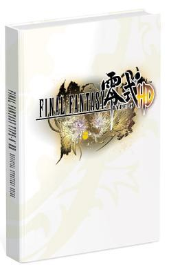 Final Fantasy Type 0-HD: Prima Official Game Guide
