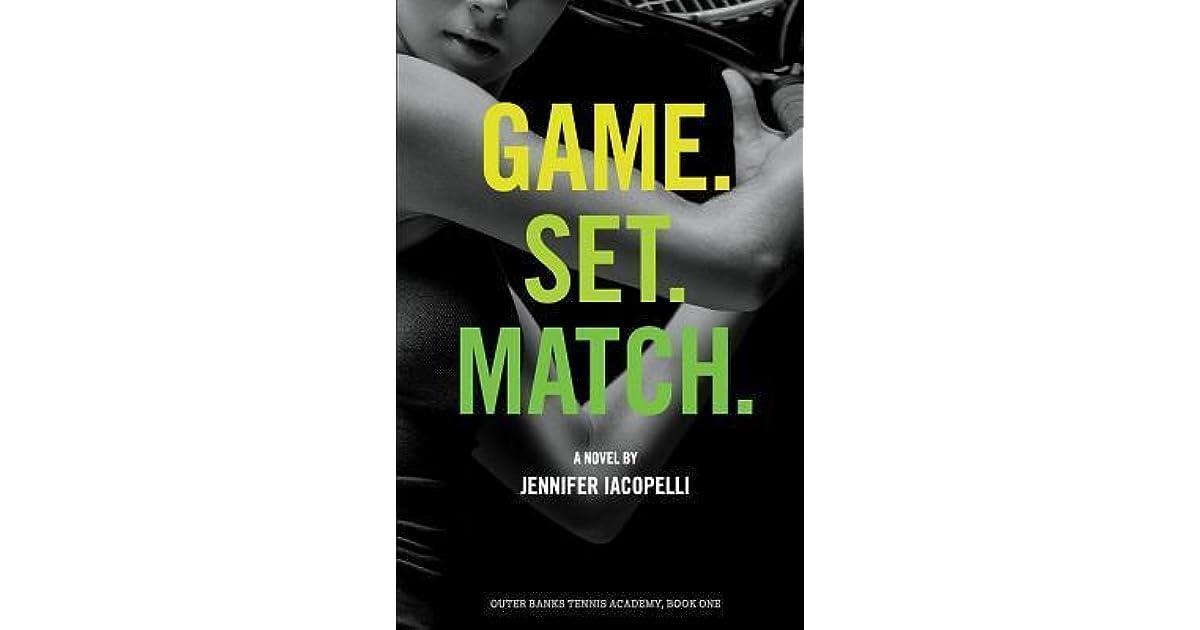 Jennifer iacopelli goodreads giveaways