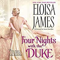Four Nights With the Duke (Desperate Duchesses by the Numbers, #2; Desperate Duchesses, #8)