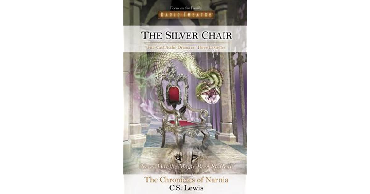 a review of the silver chair by c s lewis Silver chair-cs lewis eustace scrubb and jill—a girl whom he recently befriended—walk through a door and find themselves in aslan's country at the very but as i get nearer to the end of the series, i find that that is not so the silver chair has found a special place in my heart due to its humorous.