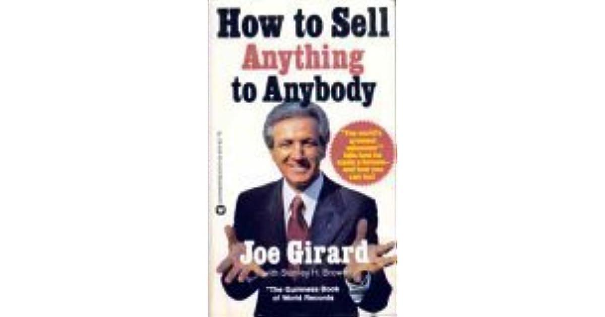 Joe how yourself girard pdf to sell