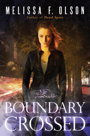 Boundary Crossed by Melissa F. Olson