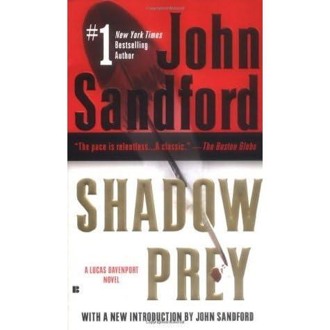 Shadow Prey Lucas Davenport 2 By John Sandford
