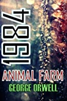 Animal farm and 1984 book