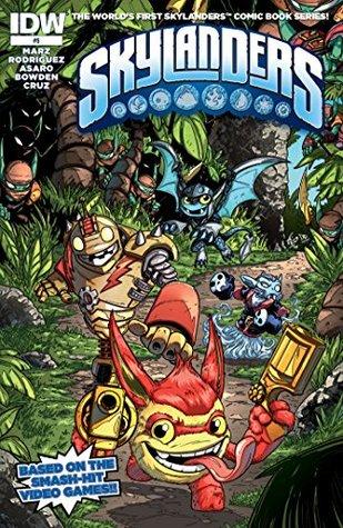 Skylanders #5 (Skylanders Graphic Novel)