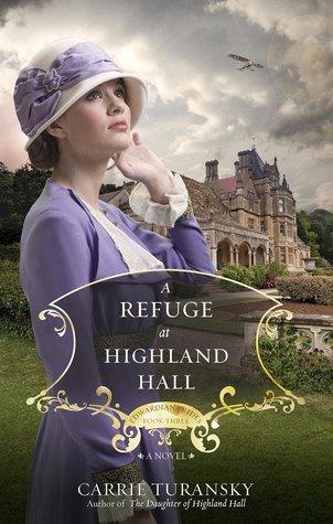 A Refuge at Highland Hall (Edwardian Brides, #3)