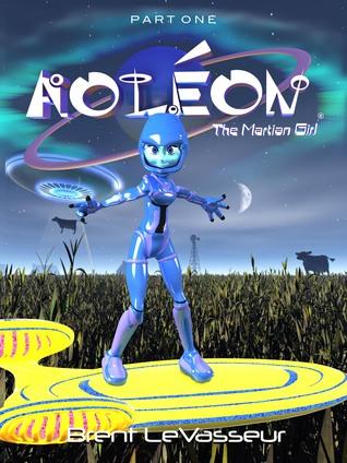 First Contact (Aoleon The Martian Girl, #1)