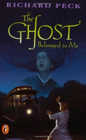 The Ghost Belonged to Me (Blossom Culp, #1)