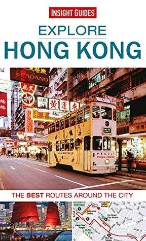 Insight Guides Explore Hong Kong