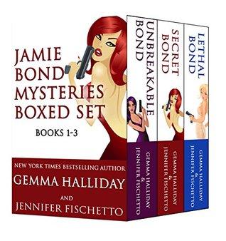 Jamie Bond Mysteries Boxed Set