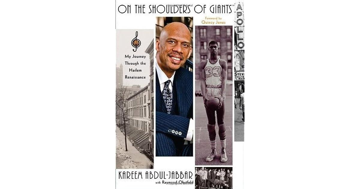 on the shoulders of giants abdul jabbar kareem obstfeld raymond