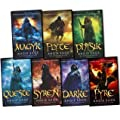 Septimus Heap Angie Sage 7 Books Collection Set Pack