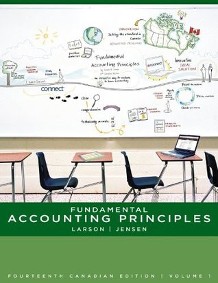 Fundamental Accounting Principles, Volume 1 with Connect with Learnsmart & Smartbook PPK