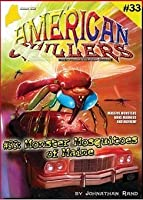 Monster Mosquitoes of Maine (American Chillers, #33)