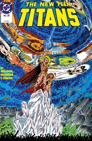 New Teen Titans (1984-1988) #35