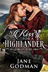 A Kiss for a Highlander by Jane Godman