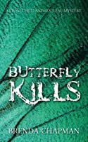 Butterfly Kills (Stonechild and Rouleau Mystery, #2)