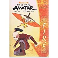 The Lost Scrolls: Fire (Avatar the Last Airbender)
