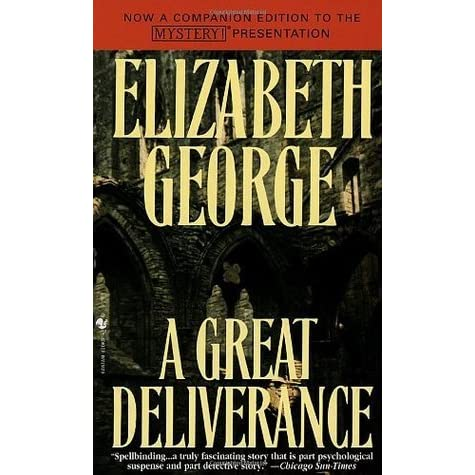 A great deliverance inspector lynley 1 by elizabeth george fandeluxe Epub