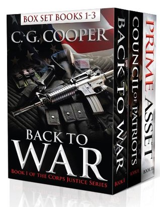 Corps Justice Boxed Set