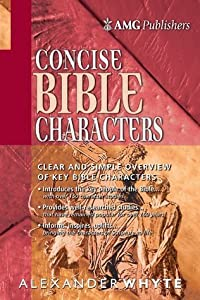 AMG Concise Bible Characters (AMG Concise Series)