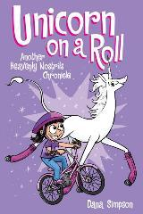 Unicorn on a Roll by Dana Simpson