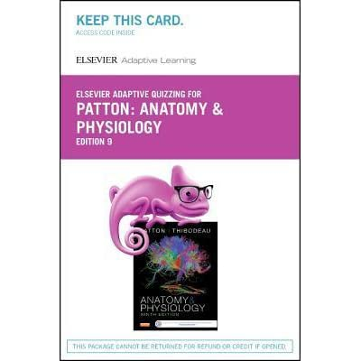 Anatomy and Physiology Study Guide by Gary A. Thibodeau