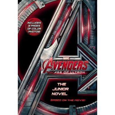Marvel's Avengers: Age of Ultron: The Junior Novel by Chris Wyatt