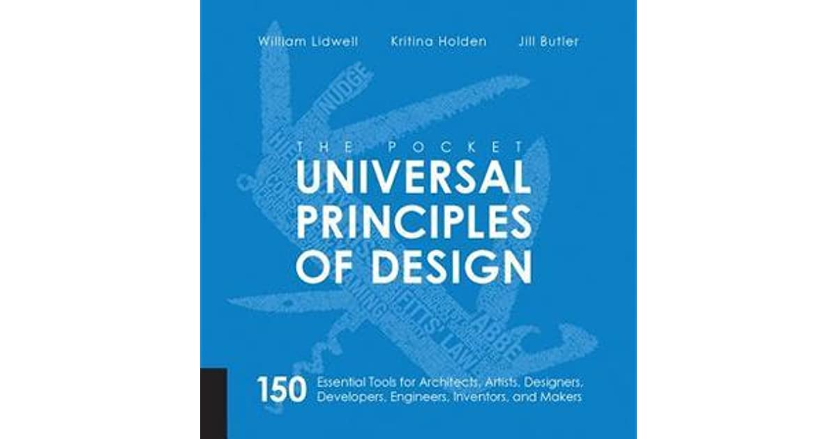 how the principles of the universal How to apply universal design to any product or environment.